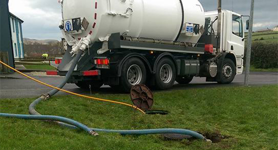 Drain Cleaning, Septic Tank Clearance, Power Washing, CCTV Surveys