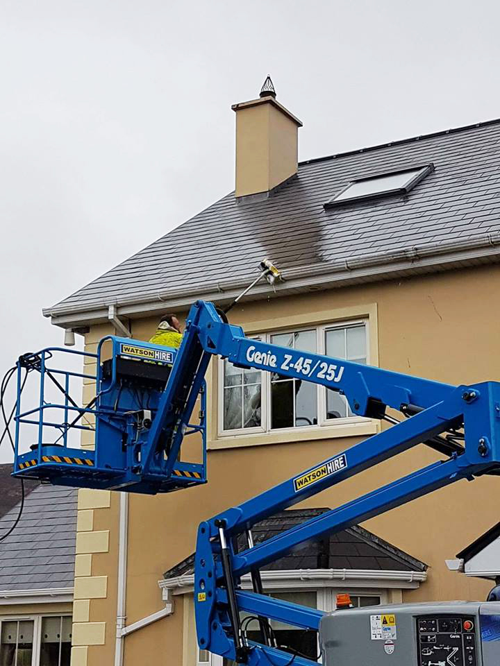 Power Washing Donegal